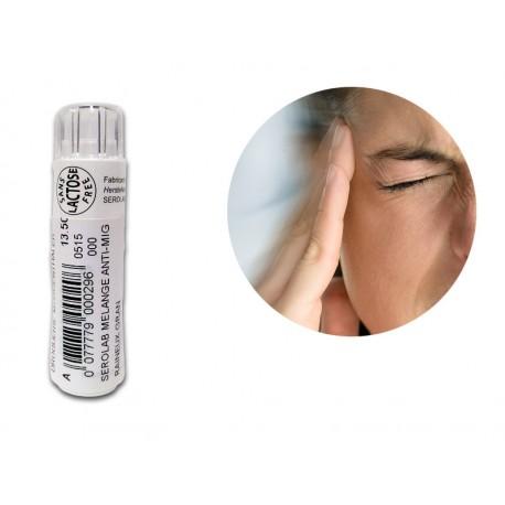 Mélange anti-migraineux