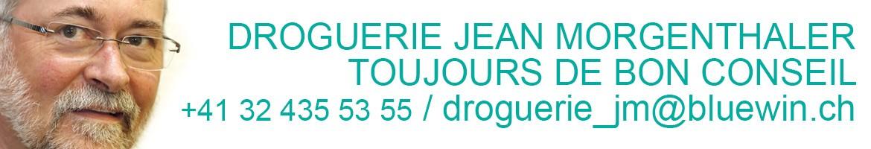 Droguerie Jean Morgenthaler, le bon conseil!
